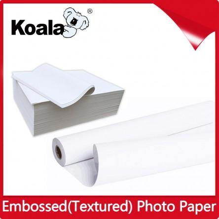 Koalapaper Embossed(Textured) Photo Paper
